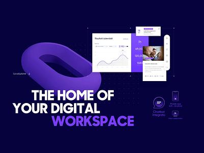 8020 Digital workspace intranet workspace