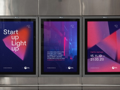 Start up, Light up - Ad Campaign