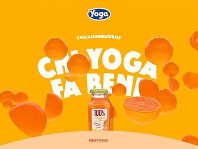 Yoga fruit italian juice yoga