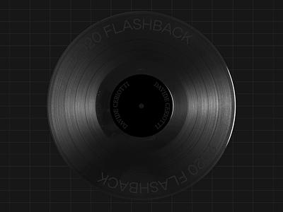 2020 Flashback creative direction animation motion visual design 2020