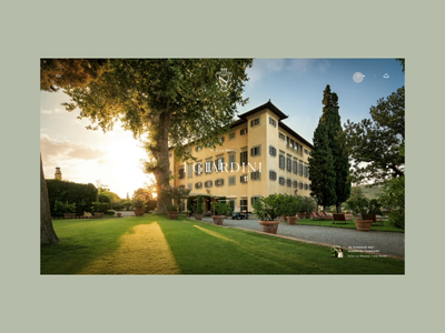 VILLA LA MASSA villa la massa hotel travel countryside tuscany