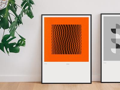 Vormentaal - Vervorming minimalism rotterdam clean holland art simple netherlands minimal geometric illustration dutch