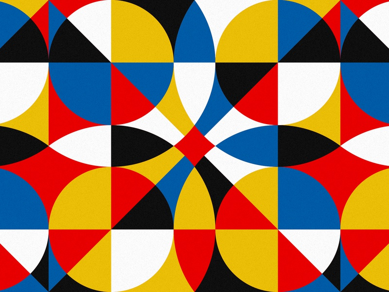 Geometric design mondriaan de stijl primary colors design netherlands geometric minimal illustration