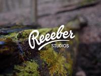 Reeeber Studios Logo - Coming Soon