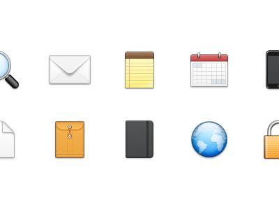 64px Icons 64px icons envelope calendar globe
