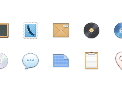 More 64px icons icons 64px mail clipboard dvd