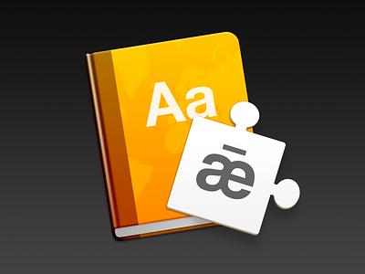 Dictionaries icon app