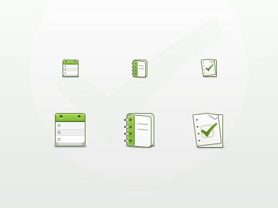 To Do icons iphone retina green todo