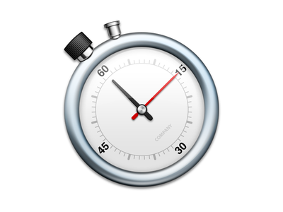 Stopwatch stopwatch time tracking icon 512