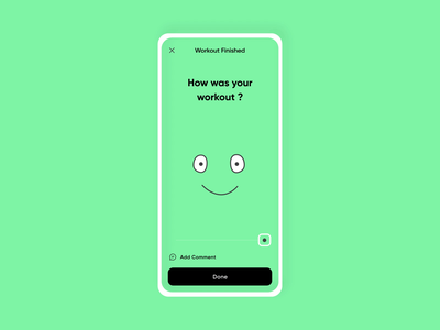 Feedback Motion Design user interface design illustration emoji ui emotion ratings product design motion design interaction design feedback ui feedback design review design review ui ratings ui