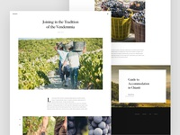Winery Article Page