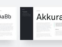 Personal Branding - Typography