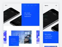 Agency - Mobile Design