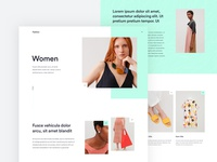 Fashion - Women Page