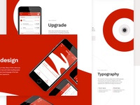 Italo App Redesign - Behance Case Study
