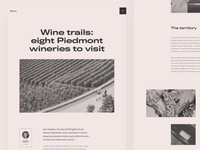 Winery - Article Page