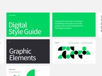 Digital Style Guide Template