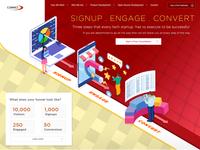 Homepage Banner Illustration