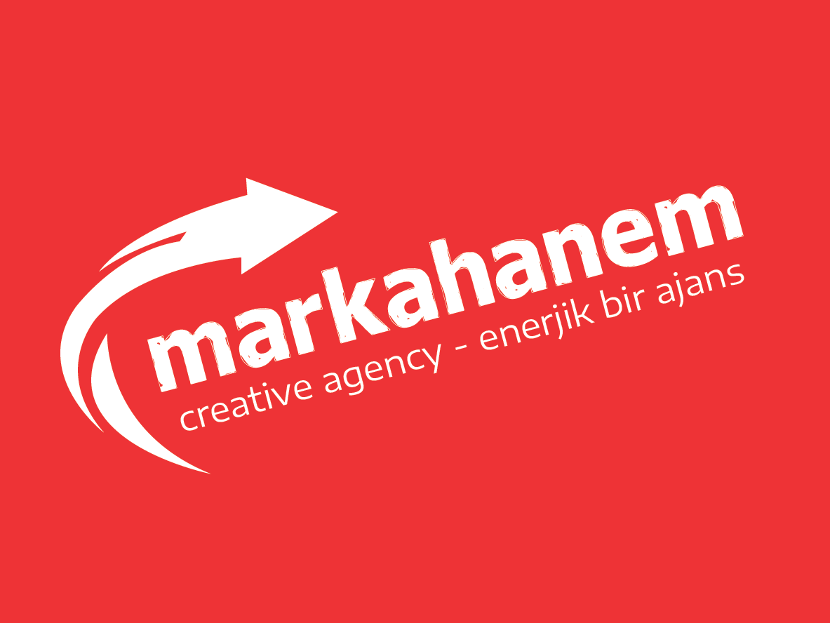 Markahanem Creative Agency Logo logo a day flat logo agency brand agency branding brand