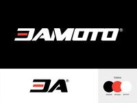 3AMOTO Logo Design