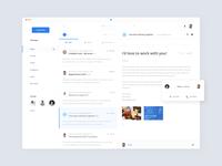 📮 Inbox client app