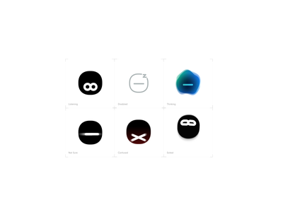 Jack - Tab Bar Interaction animation character learning machine chatbot design motion ux ui app mobile intelligence artificial ai