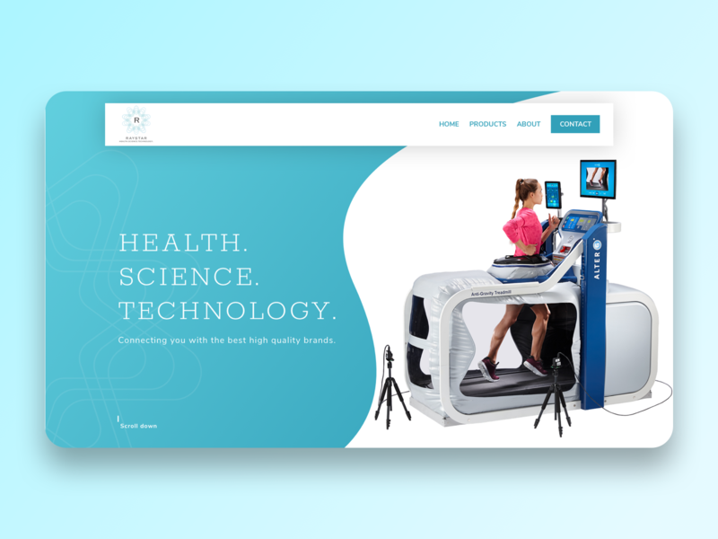 Science Tech vector typography branding logo graphics webdesign ui sketch design uidesign