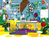 The creatures lab