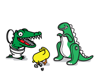 PHCY Creatures - everybody loves to be different!