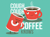 Cough cough... coffee!!!