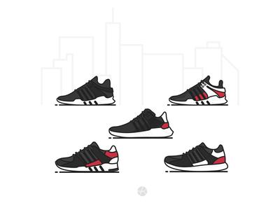Adidas EQT Icons