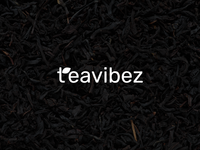 Teavibez Logo Design green softdrink drink indentity branding logo tea