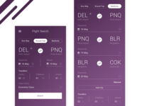 Flight Booking Engine