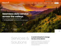High Speed Internet Website Design