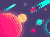 Space desktop