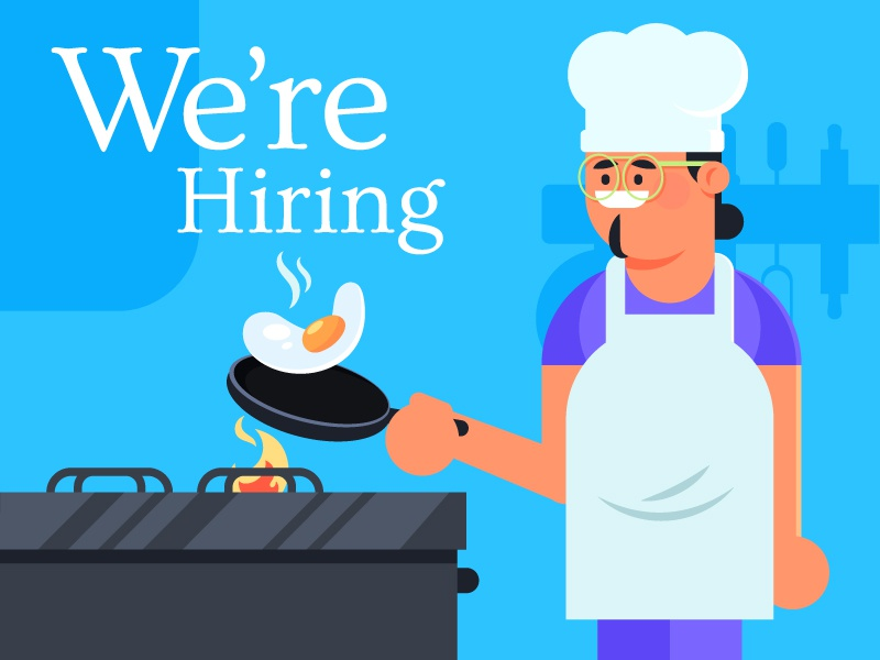 Image result for hiring Chef