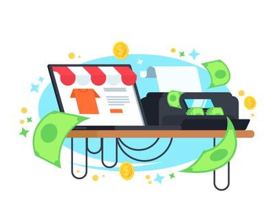 Successful e-commerce stores