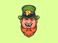 St. Patrick's Day Character