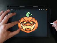 Spooky Pumpkin 🎃