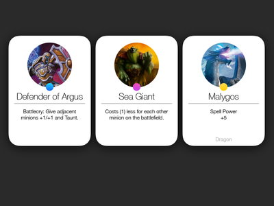 Hearthstone iOS 7 Cards hearthstone blizzard card unsolicited game