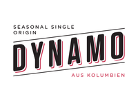 Dynamo Coffee Label