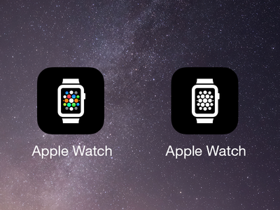Apple Watch Companion App Icon apple unsolicited app icon apple watch