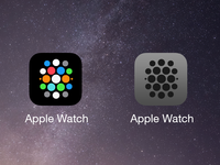 Apple Watch Companion App Icon