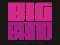 Big Band Chamber Concerts Logo