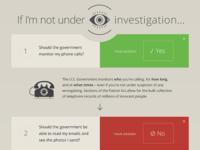 Mozilla surveillance campaign