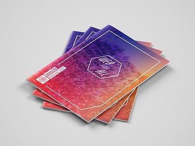 Mozfest event guide colorful print mozilla book design