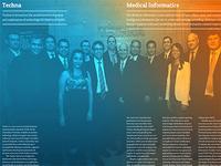Annual Report team photo