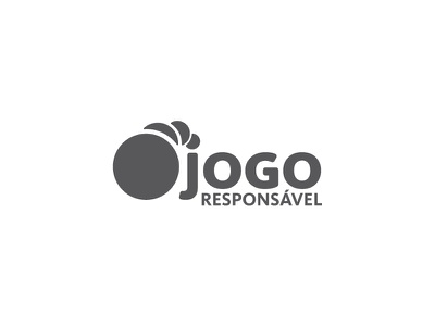 Jogo Responsável sports sport gambling shape logo