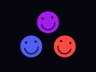 Smile, you're on camera! minimal dot print evolution poster illustration matters graphic