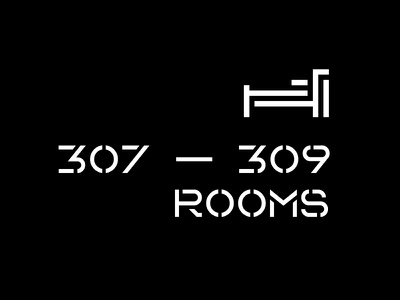 Hotel Pérola Signage modular square minimal grid africa pattern symbol monogram pérola hotel